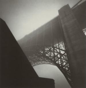 Golden Gate Bridge Study II by Michael Kenna