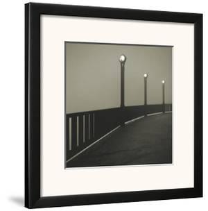 Golden Gate Bridge Study V by Michael Kenna