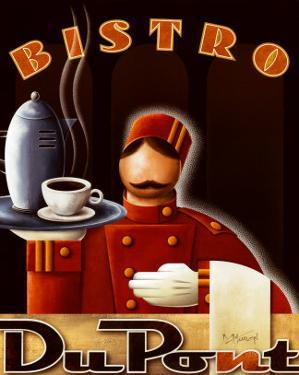 Bistro DuPont by Michael L. Kungl