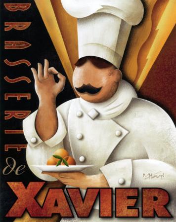 Brasserie de Xavier by Michael L. Kungl
