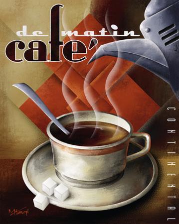 Cafe de Matin by Michael L. Kungl