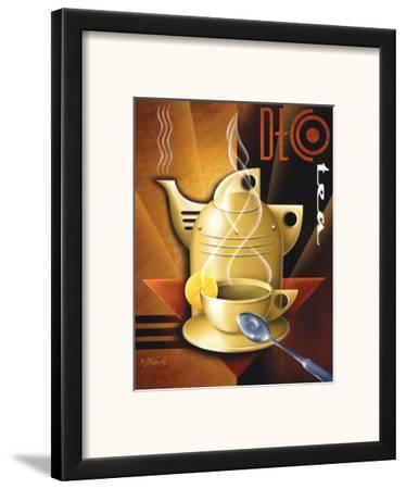 Deco Tea by Michael L. Kungl
