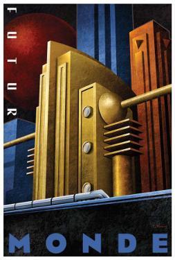 Futur Monde by Michael L^ Kungl