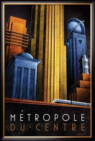Metropole du Centre by Michael L. Kungl