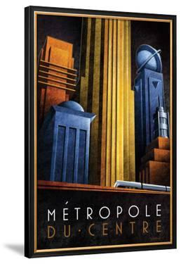 Metropole du Centre by Michael L. Kungl