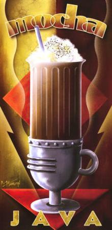 Mocha Java by Michael L. Kungl