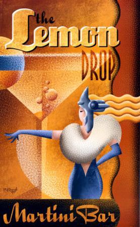 The Lemon Drop Martini Bar by Michael L. Kungl