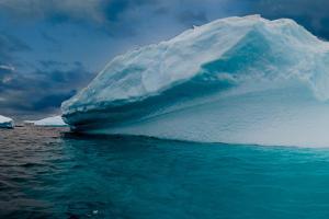 Antarctica by Michael Leggero