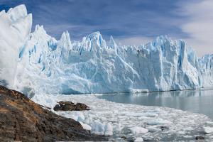 Upsala Glacier by Michael Leggero