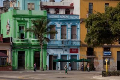 A Saturday Morning Off the Malecon in Havana Vieja by Michael Lewis