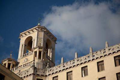 One the Towers at the Hotel Nacional by Michael Lewis