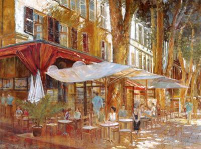 Cafe Primavera by Michael Longo