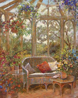 Conservatory II by Michael Longo