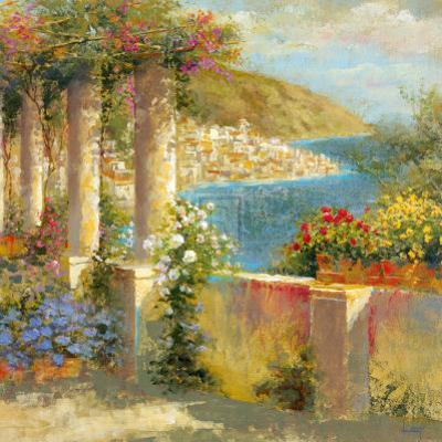 Italian Retreat I by Michael Longo