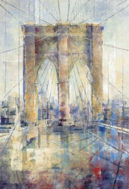 Manhattan Crossing I by Michael Longo