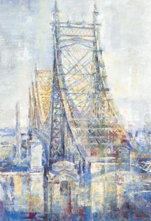 Manhattan Crossing II by Michael Longo