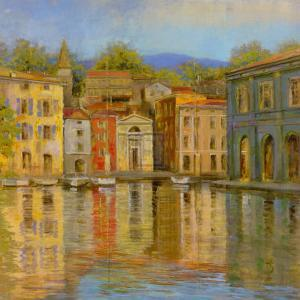 Mirrored Villa by Michael Longo