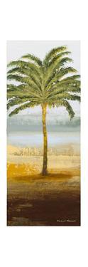 Beach Palm II by Michael Marcon