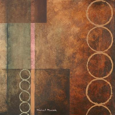 Circles in the Abstract I by Michael Marcon