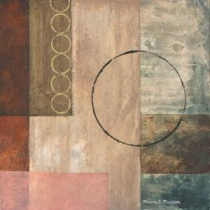 Circles in the Abstract II by Michael Marcon