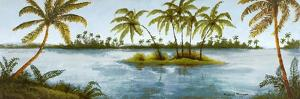 Cool Tropics I by Michael Marcon