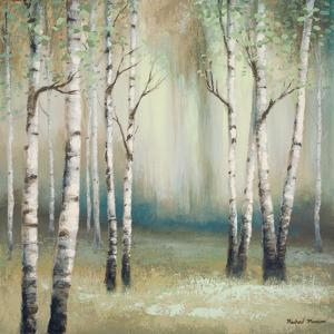 Late September Birch I by Michael Marcon