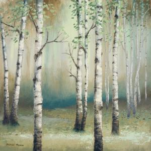 Late September Birch II by Michael Marcon