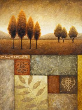 Plainview II (Marcon Trees) by Michael Marcon