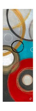 Playful Abstract I by Michael Marcon