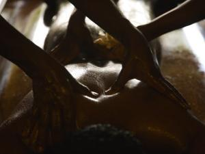 Ayurvedic Treatment at a Center in Mysore by Michael Melford