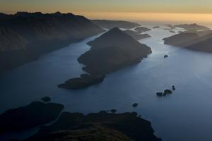 Dusky Sound in Fiordland National Park by Michael Melford