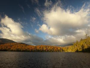 Heart Lake in the High Peaks Region of Adirondak Park by Michael Melford