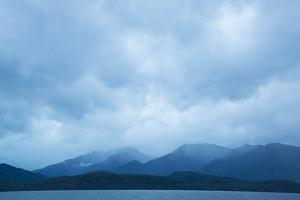 Lake Te Anau in Fiordland National Park by Michael Melford