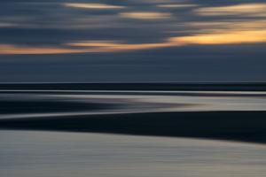 Rock Harbor, Orleans, Cape Cod at Sunset by Michael Melford