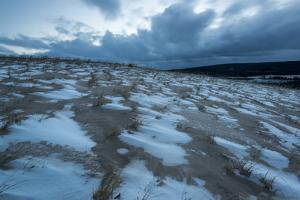Sleeping Bear Dunes National Lakeshore on the East Side of Lake Michigan by Michael Melford