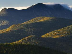The Adirondack Mountains at Sunrise from Atop Cascade Mountain by Michael Melford