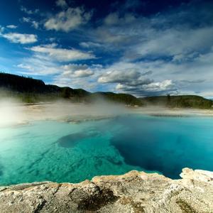 Yellowstone by Michael Moody
