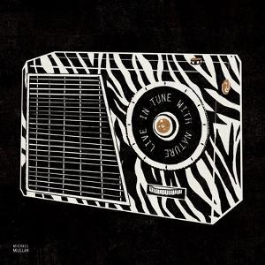 Analog Jungle Radio by Michael Mullan