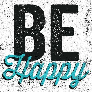 Be Happy by Michael Mullan