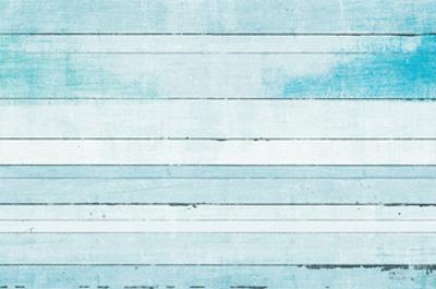 Beachscape IX blue by Michael Mullan