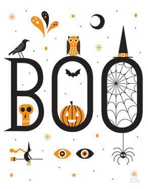 Boo Bright White by Michael Mullan