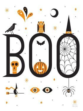 Boo Bright White by Michael Mullan