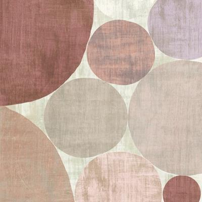 Circulation II v2 Blush by Michael Mullan
