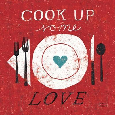 Cook Up Love by Michael Mullan