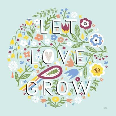 Let Love Grow v2 by Michael Mullan