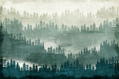 Mountainscape by Michael Mullan