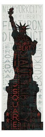 Statue of Liberty by Michael Mullan