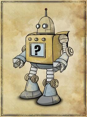 Robot 2 by Michael Murdock