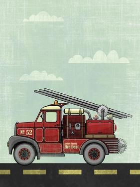 Truck by Michael Murdock