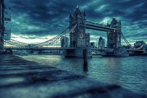 Bascule Bridge by Michael Murphy